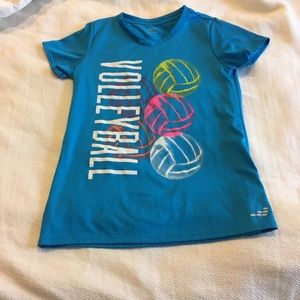 Dri Fit Volleyball Shirt